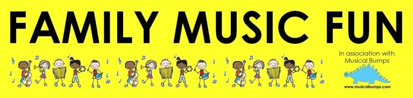 Family Music Fun logo